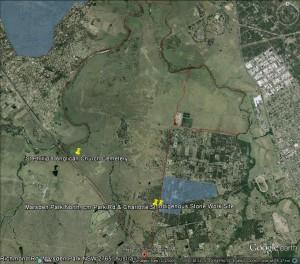 Marsden Park North Precinct - Aerial